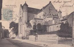 Sainte Menehould La Nouvelle église - Sainte-Menehould