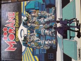 Commando épouvante CORIA HENRI VERNES Le Lombard 1981 - Bob Morane