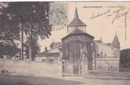 Sainte Menehould L'abside De L'église - Sainte-Menehould