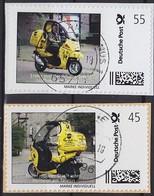 ALLEMAGNE Germany MARKE INDIVIDUELL Moto Scooter Cyclomoteur Motorcycle Bike  Motorrad Moped Motorroller Motos C [ef94] - Motos