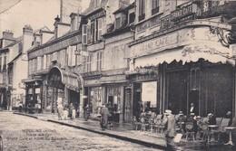 Moulins Place D'allier Grand Café Et Hôtel Du Dauphin - Moulins