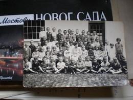 Kula Serbia Backa School 1929 Ii Razred - Servië