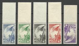 FRANCE Pour Nos Victimes De La Guerre Charity Poster Stamps Vignetten MNH - Altri