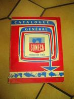 Catalogue General Someca Simca 1959 1960 Tracteurs Charrues ... - Tracteurs