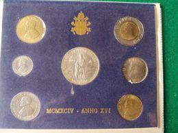 VATICANO DIVISIONALE ANNO 1994 - Vatican
