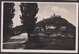 Bösig Velký BezdÄ›z Dorf Mit Burgguine Feldpost Böhmisch Leipa Echte Photographie 1939 - Sudeten