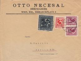 Austria Brief 1927  D1343 - Briefe U. Dokumente