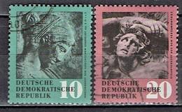 DDR / GDR - Mi-Nr 667/668 Gestempelt / Used (A1193) - DDR