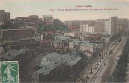 75018 - PARIS - Tout Paris -  Vieux Montmartre Et Rue Caulaincourt - Arrondissement: 18