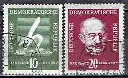 DDR / GDR - Mi-Nr 626/627 Gestempelt / Used (A1195) - DDR