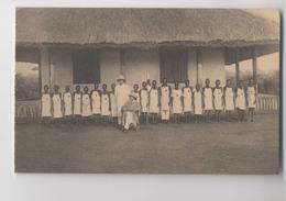 Ecole D'Infirmiers De La CROIX ROUGE - Hopital De PAWA - CONGO - Animée - Congo Belge - Autres