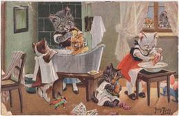 Arthur Thiele - Kittens - Thiele, Arthur