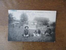 24. SAINT-GERMAIN-PASSAGE A NIVEAU CACHETS HIRSON A GUISE ET HIRSON A BUSIGNY 2 11 00 - To Identify