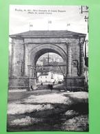 Cartolina - Aosta - Arco Onorario Di Cesare Augusto - 1930 Ca. - Non Classés