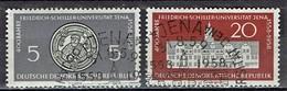 DDR / GDR - Mi-Nr 647/648 Gestempelt / Used (A1197) - DDR