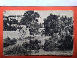 CPA (83) Solliés-Pont.Ecluse St Victor. (O.056) - Sollies Pont