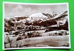 Cartolina - Marcello Pistoiese - Panorama Invernale - 1939 - Pistoia