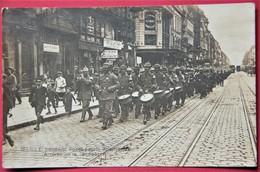 CPA WW1 NORD 59 LILLE OCCUPATION ALLEMANDE ARRIVEE DE LA LANDSTURM - Guerre 1914-18