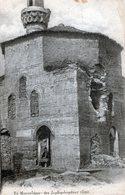 (142) CPA  Macedoine .  Monastir  Mosquée Bombardée  (bon Etat) - Macédoine