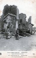 (142) CPA  Macedoine .  Monastir  Apres Le Bombardement   (bon Etat) - Macédoine