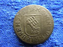 GERMANY BREMEN 1 GROTEN 1755, KM213 - [ 1] …-1871 : German States