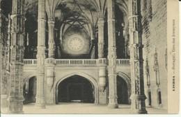 Portugal - Lisboa - Coro Dos Jeronymos - Lisboa