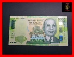 MALAWI 1.000  1000 Kwacha 1.1.2016  P. 67 B - Malawi