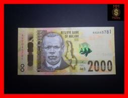 MALAWI 2.000  2000 Kwacha 1.6.2016  P. 69   UNC - Malawi