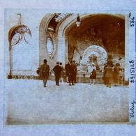 Plaque POSITIVE , VICHY Et Environs  ( Boite J ) - Plaques De Verre