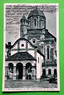 Cartolina - Re ( Valle Vigezzo ) - Santuario Maria SS. Del Sangue - 1937 - Verbania