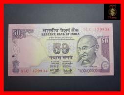 INDIA 50 Rupees 2008 P. 97 M  Plate Letter E  UNC - Indien