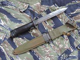 Baïonnette USM6 IMPERIAL Pour Fusil M14, US Vietnam. - Armes Blanches