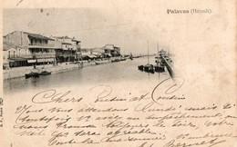 PALAVAS LES FLOTS ( 34 ) - 1905 - Palavas Les Flots