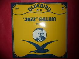 LP33 N°3042 - JAZZ GILLUM VOL.1 - BLUEBIRD N°5 - DISQUE EPAIS - TOP BLUES HARMONICA CHICAGO ***** - Blues