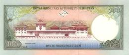 Bhutan P.25 100 Ngultrum 2000 Unc - Bhutan