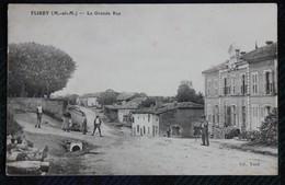 CPA 54 Flirey, La Grande Rue - Frankrijk