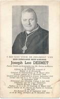Oostende / Aandenken Kanunnik Joseph Leo Desmet / 1951 - Santini