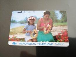 MICRONESIA 10 UNITS TAMURA SYSTEM      Fine Used    **944** - Micronésie