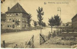 Winterslag -- Hôtel Des Ronds Points.    (2 Scans) - Genk