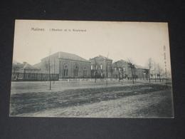 MECHELEN - Slachthuis - Uitg. Hoffmann N°12058 - Malines