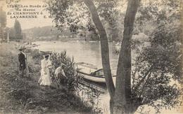 94 - Série Les Bords De Marne De  Champigny à La Varenne  N° 1722  Canots -  Animée - Champigny Sur Marne