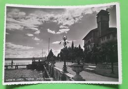 Cartolina - Lago Di Garda - Fasano - Hotel Fasano - 1958 - Brindisi