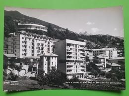 Cartolina - Valle D'Aosta - St. Vincent - Scorcio Panoramico - 1960 Ca. - Italia