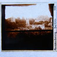 Plaque POSITIVE , LUXEMBOURG & COLOGNE Et Environs  ( Boite K ) - Glass Slides
