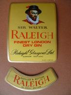 Ancienne étiquette  SCOTCH WHISKY EATON'S Spécial Réserve Douglas Laing Glasgow Scotland - Whisky