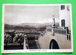 Cartolina - Gradinata Verso I Cortili - Bollengo - Aosta - 1930 Ca. - Italia