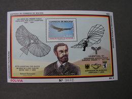Bolivien , Block 1991  ** MNH - Bolivie