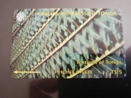 TONGA  $TS 5,-     **948** - Tonga