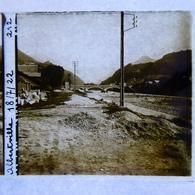 Plaque POSITIVE, ALBERTVILLE  ( Boite L ) - Stereo-Photographie