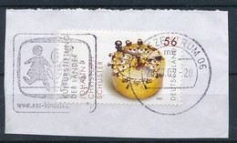 BRD BZ 06 MWST 2002 SOS Kinderdorf Kinder Mi. 2243 Kulturstiftung Der Länder Rechenmaschine - Lettere